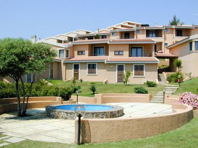 Photo for Porto Tramatzu Holiday Home, Sleeps 8 with Pool, Air Con and WiFi