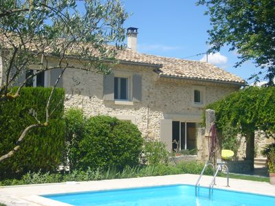 Photo for FORMER MAS RESTORED WITH POOL LUBERON