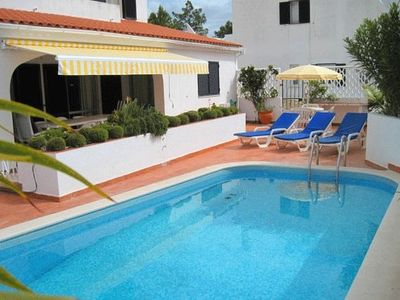 Photo for Delightful three bedroom property with private pool in Vale do Lobo SD101