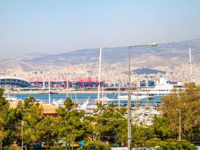 Photo for 3BR Apartment Vacation Rental in Paleo Faliro