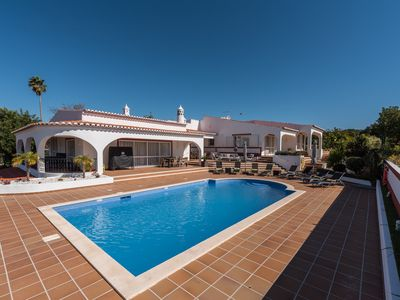 Photo for Villa with Pool, Wi-Fi and Air-Con near Tenis Club