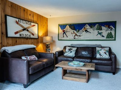 Photo for This condominium is a 2 bedroom(s), 1 bathrooms, located in Bartlett, NH.