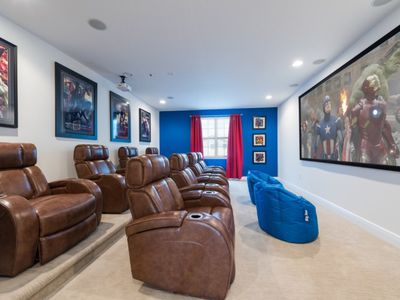 "Photo for ""How to Rent Your Own Orlando Villa With Home Theatre – Encore 1120"""