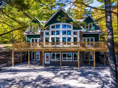 Photo for Come 2 Paradise, Enjoy the view!  Kayaks/Hot tub/Fall Fishing Tour + Chef avail