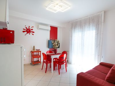 Photo for Rubino apartment, for a vacation near the sea