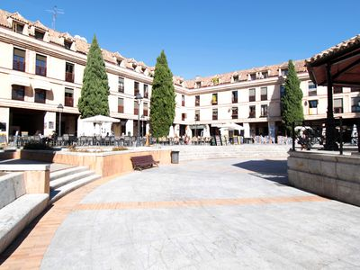 Photo for Plaza España Apartment, Las Rozas de Madrid, residential and commercial area.