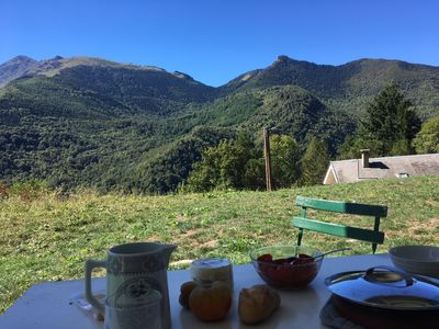 Photo for Modern and comfortable chalet with stunning views of the Ariege Pyrenees