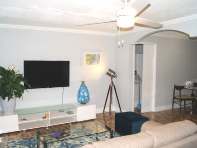 Photo for Tropical Florida apartment close to Ft Lauderdale Airport and the cruise port!!