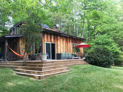 Photo for Stylish & Secluded Woodstock Country Home With Pool - Prime Location