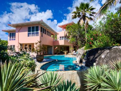 Photo for Bigger Splash Cottage: Private getaway with large pool in unspoiled Virgin Gorda