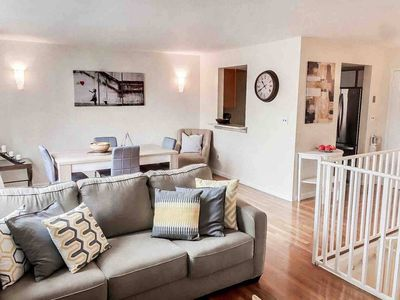 Photo for TRENDi 3 Bed Duplex in Heart of  Historic Harlem