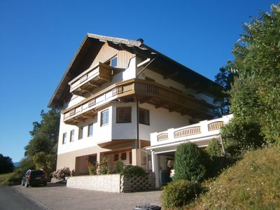 Photo for Alpenrose, family-friendly apartment, in an idyllic location, WLAN, near Presseggersee