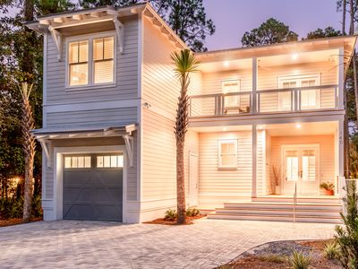 Photo for Seagrove - Sleeps 13 - New Construction - Private Pool - Near Seaside