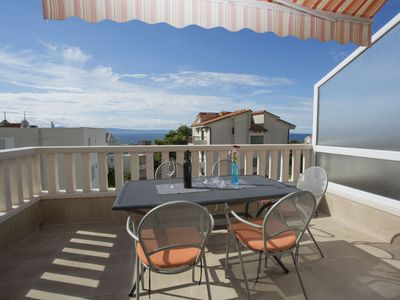 Photo for Apartments and Rooms KAPULICA (65711-A3) - Tucepi