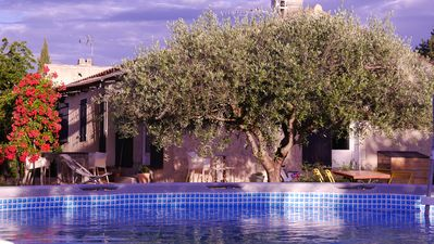 Photo for Ideal for your family holidays with private pool and pretty garden