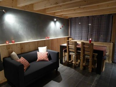 Photo for LES MENUIRES Apartment 6 people brand new Upmarket Foot of the slopes