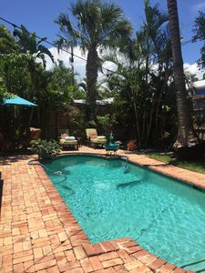 Photo for Pristine Mid-Century with Saltwater Pool - Close to Ocean Beaches, Golf & Town