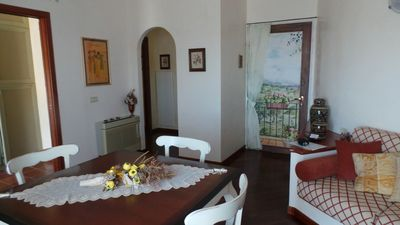 Photo for Comfortable apartment in the center ideal for work and vacation, well furnished