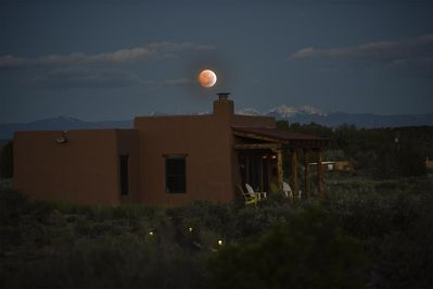 moon over the casita, Rod McKinsky photography