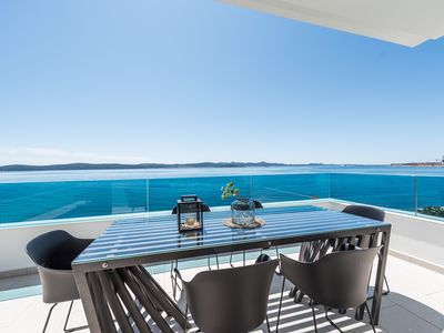 Photo for Exclusive penthouse Fresca with magnific seaview