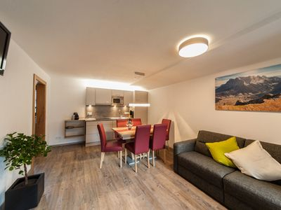 Photo for Appartements Wacker - Family-run apartments with stunning mountain views