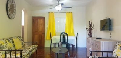 Beautiful self-contained apartment near the cliffs in Negril