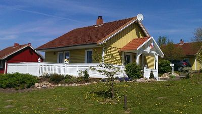 Photo for A Swedish holiday home - beautifully situated on the north side of the lake