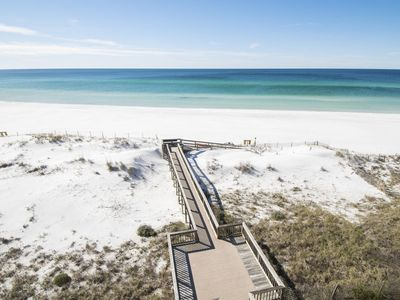 Photo for Paradise30a~CR403, 1 Beach Chair set included, Book now for Fall!