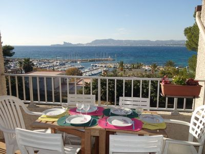 Photo for Les Lecques Apartment, Sleeps 6 with Free WiFi