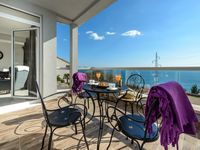 Beautiful apartment with fantastic view over Mlini / Cavtat bay