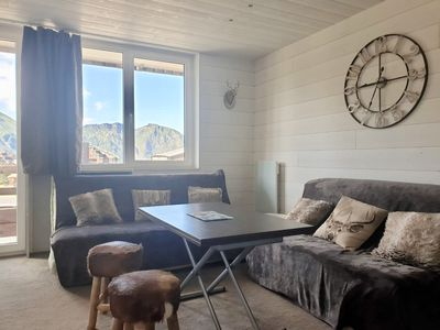 Photo for AVORIAZ Nice apartment 5 people in the heart of station