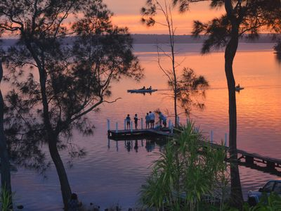 Photo for 1BR Apartment Vacation Rental in St Georges Basin, NSW