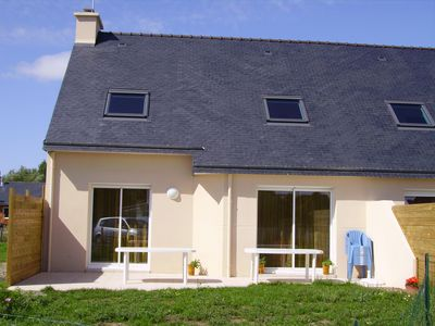 Photo for terraced house near beaches and port of guilvinec