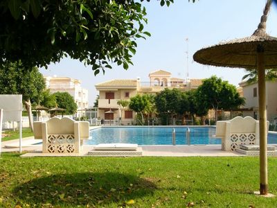 Photo for 3 Bedroom Apartment Playa Flamenca