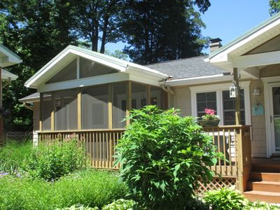 Photo for 1BR Cottage Vacation Rental in Union Pier, Michigan