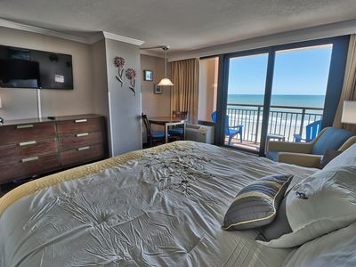 Photo for Vacation For Two Ocean Front King Suite