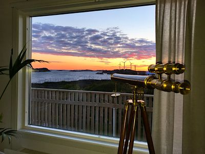 Photo for Unique location and wonderful sea view in Rönnäng, Tjörn!
