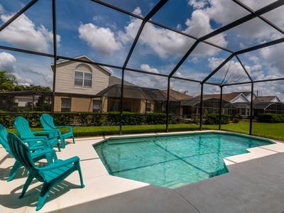 Photo for 5 Bedrooms/3.5 Bathrooms Windsor Palms (8017KP)