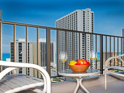Photo for Ocean View Condo Close to Beaches, Awesome Amenities, and Full Kitchen