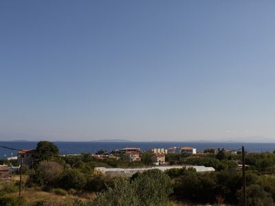 Photo for 2 Bedroom Villa with Sea View B, Nees Kydonies Lesvos