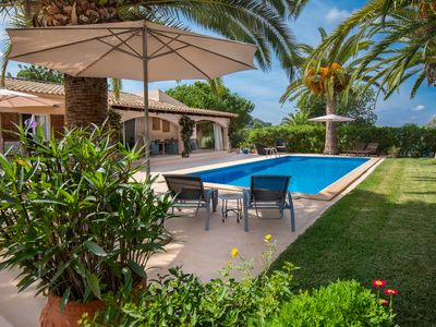 Photo for Nice country house with fantastic pool area