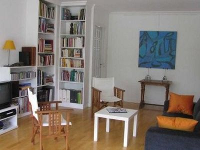 Photo for Apartment tt comfort, garden full South, 15 minutes walk from Old Annecy