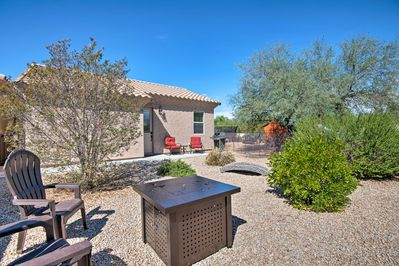 This vacation rental home in Cave Creek is calling your name!