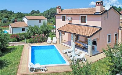 Photo for Vacation home Goran  in Tinjan, Istria - 6 persons, 3 bedrooms