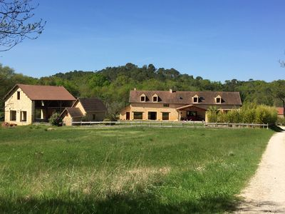 Photo for Pretty country house completely restored, nestled in the middle of nature!