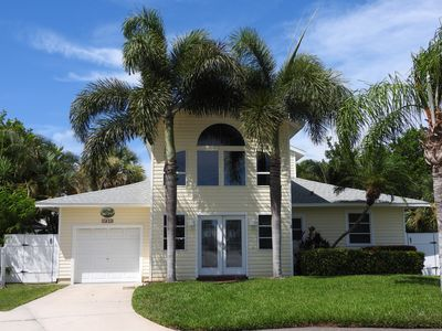 Banana Cabana-private Home,heated Pool, Large Deck, Across Street from Beach