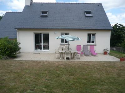 Photo for Charming house near a fishing port at the tip of Brittany