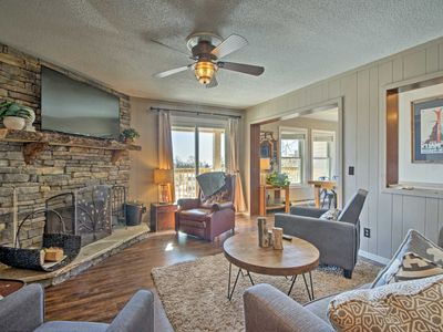 Photo for Beech Mountain Resort Condo - 5 Mins to Skiing!
