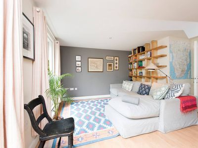 Photo for Beautiful 2BR Flat in Hackney