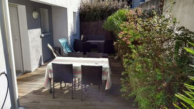 Photo for T2 Biarritz St Charles, large terrace, 400 m Beach and Golf